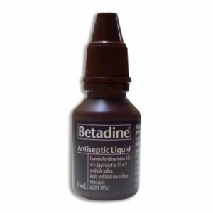 BETADINE ANTISEPTIC LIQUID - Click for more info