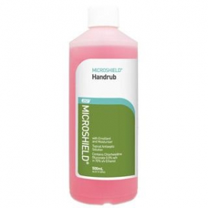 Microshield Hand Rub 500ml
