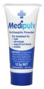 MEDIPULV ANTISEPTIC POWDER - Click for more info