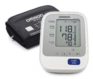 Omron Premium Blood Pressure Monitor Hem7322 - Click for more info