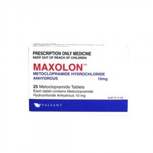 Maxolon 10mg Tablets - Pack 25
