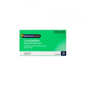 Pharmacy Care Loratadine Tablets - Pack 30
