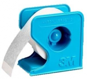 Micropore Surgical Tape With Dispenser 25mm