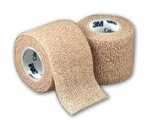 Coban Cohesive Bandage 5cm x 2m - Click for more info