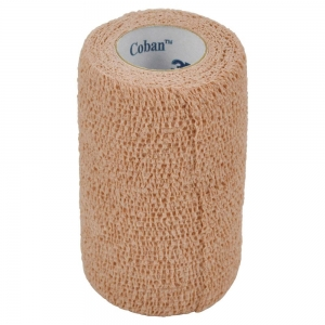 Coban Cohesive Bandage 10cm x 2m - Click for more info