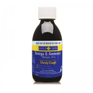 Senega Mixture 200 mL - Click for more info