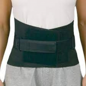 Back N Black Back Support - Click for more info