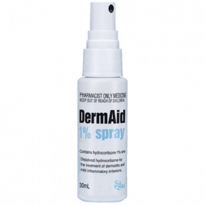 Ego Dermaid Spray 1.0% 30mL - Click for more info