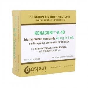 Kenacort A Vial 40mg 1ml 5S
