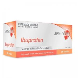 Aph Ibuprofen 200mg Tablets