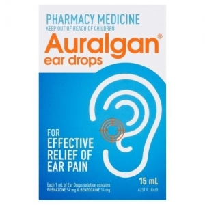 Auralgan Ear Drops 15ml - Click for more info
