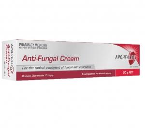 Aph Antifungal Cream 50gm