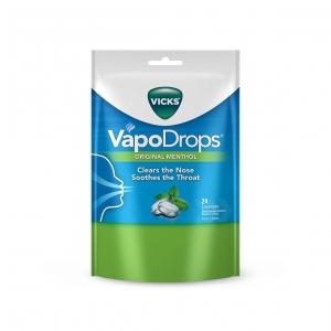 Vicks Vapodrops Originals - Pack 24
