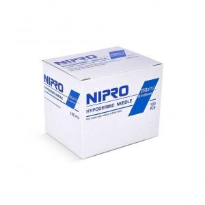 Nipro Needles 25g x 1 1/2 - Box 100 - Click for more info