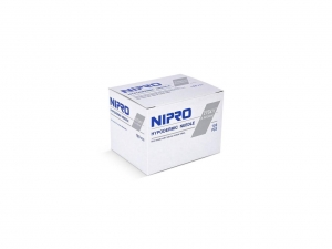 Nipro Needles 27g x 0.5in 12mm - Box 100 - Click for more info