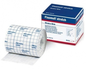 Fixomull 10cm x 10m - Click for more info