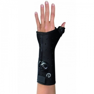 Donjoy Exos Long Thumb Spica II With Boa Left - Click for more info