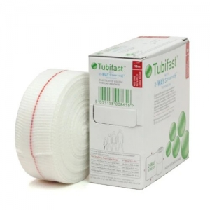 Tubifast 2-Way Stretch Bandage Red - Click for more info