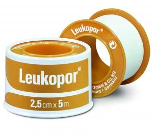 LEUKOPOR TAPE 2.5cm x 5m - Click for more info