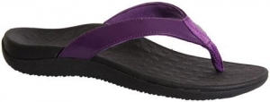 Orthaheel Sonoma Thongs Purple - Click for more info