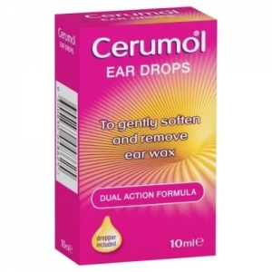 Cerumol Ear Drops 10ml - Click for more info
