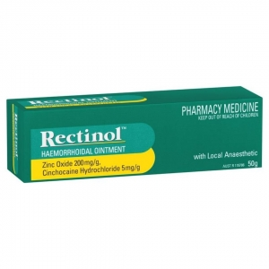 RECTINOL OINTMENT- 50g - Click for more info