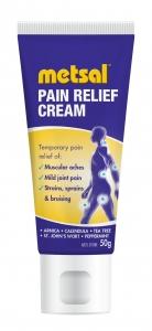 Metsal Pain Relief Cream 50gm