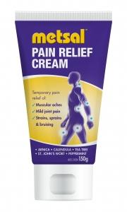 Metsal Pain Relief Cream 150gm