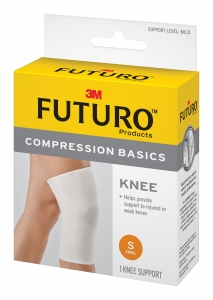 Futuro Compression Basics Knee Brace