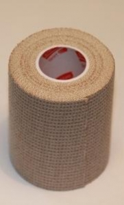 ELASTOBAND LIGHT ELASTIC ADHESIVE BANDAGE - 75mm - Click for more info