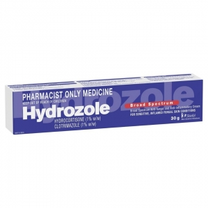HYDROZOLE CREAM 1% 30g - Click for more info
