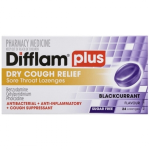 Difflam Lozenges - Pack 24