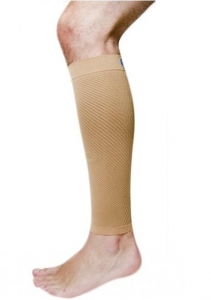 Orthosleeve CS6 Calf Sleeve Natural - Pair - Click for more info