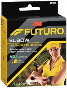 Futuro Custom Pressure Adjustable Elbow Strap