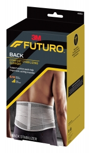 Futuro Comfort Stabilising Back Support - Click for more info