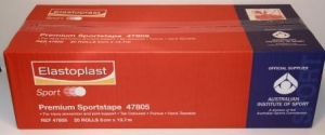 ELASTOPLAST PREMIUM SPORT TAPE - RIGID 50mm (47805_Box20 Box 20)