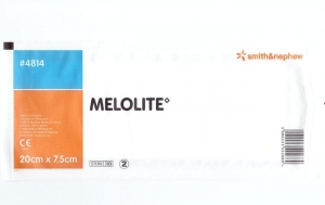 Melolite Dressing 7.5cm x 20cm - Click for more info