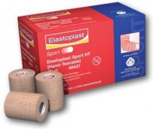 Elastoplast Hand Tearable Elastic Adhesive Bandage 50mm - Click for more info