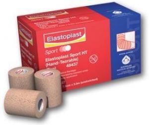 Elastoplast Hand Tearable Elastic Adhesive Bandage 50mm