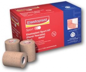 Elastoplast Hand Tearable Elastic Adhesive Bandage 75mm - Click for more info