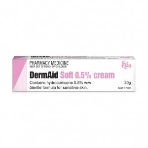 Ego DermAid Soft 0.5% CREAM - Click for more info