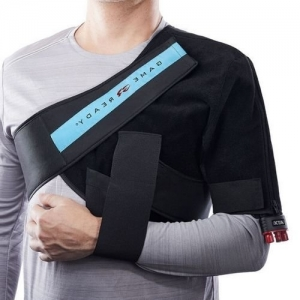 Game Ready Shoulder Wrap Left Medium - Click for more info