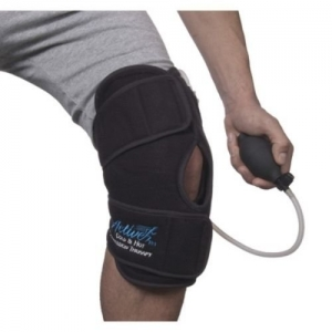 ThermoActive HOT/COLD COMPRESSION KNEE SUPPORT - Click for more info