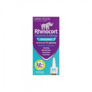Rhinocort Aqua SPRAY 32mcg - 60 Doses - Click for more info