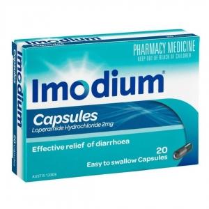 Imodium Capsules - Pack 20