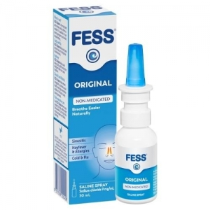 Fess Nasal Saline Spray 30ml