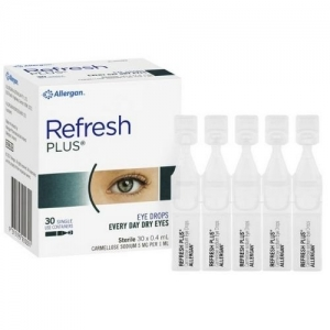 Refresh Plus Eye Drops 0.4ml Vials - Box 30 - Click for more info