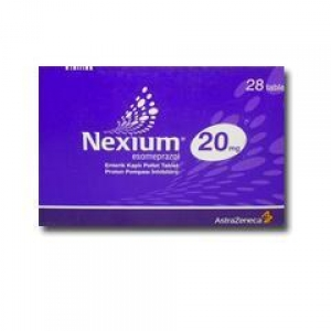 Nexium 20mg Tablets - Pack 30 - Click for more info