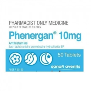 Phenergan Fc 10mg Tablets - Pack 50