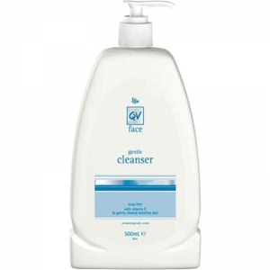 Ego QV Gentle Face Cleanser 500g - Click for more info